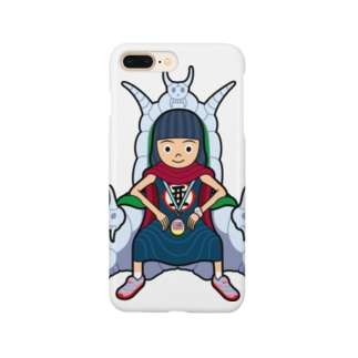 あっちゃん大魔王 Smartphone cases