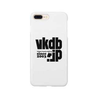 vkdb新ロゴ スマートフォンケース