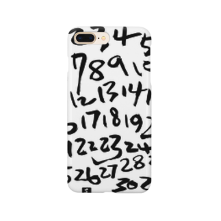 megumiillustrationのyour calendar Smartphone cases