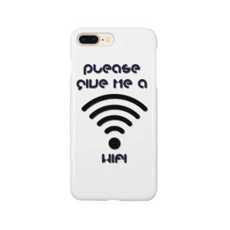 wifi_Please! Smartphone cases