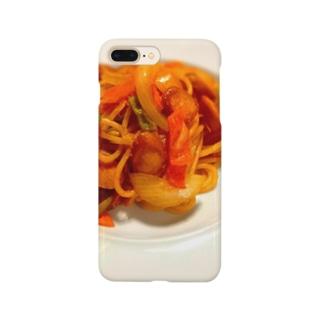 gashaのナポリタン Smartphone cases
