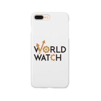 WORLD WATCH スマートフォンケース