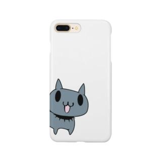 ジュウベエ(vkdbのネコ) Smartphone cases