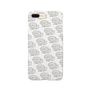 手書きのレイニー・ワンいっぱい Smartphone cases