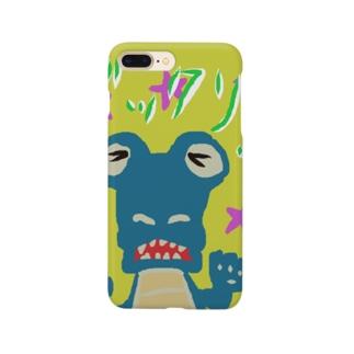 ワニさん. Smartphone Case