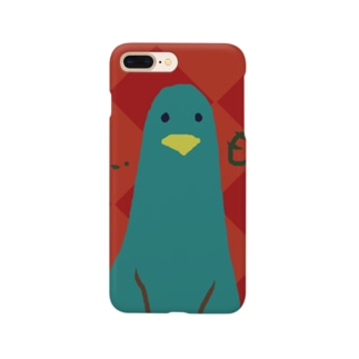 鳥さん. Smartphone Case