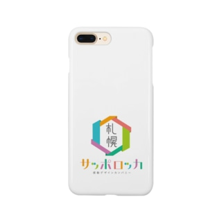 感動デザインカンパニー「サッポロッカ」 Smartphone cases