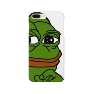 PEPE-small Smartphone cases