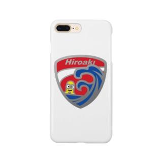 パ紋No.2994 Hiroaki Smartphone cases