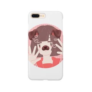 嘘つき Smartphone cases