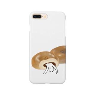 あんぱん(ヒト入り) Smartphone cases