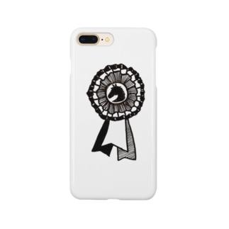 リボン Smartphone cases