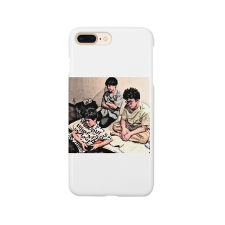 いつものアングルスマホケース Smartphone Case