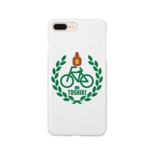 パ紋No.2998 Toshiki  Smartphone cases