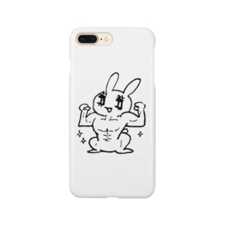 マッチョうさぎちゃん Smartphone Case