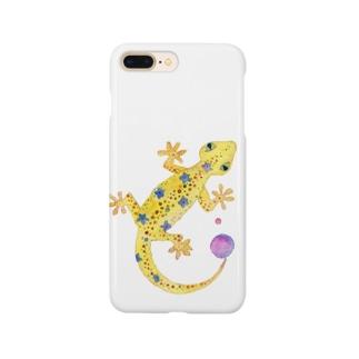 ヤモリのヤモちゃん Smartphone Case