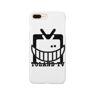 TOLAND TV 公式グッズ Smartphone cases