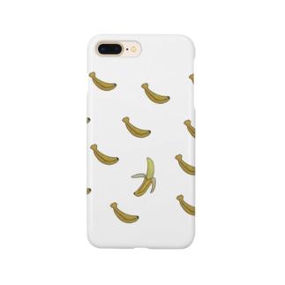 バナナ〜 スマートフォンケース
