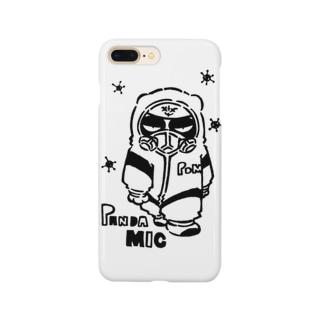 パンダミック Smartphone cases