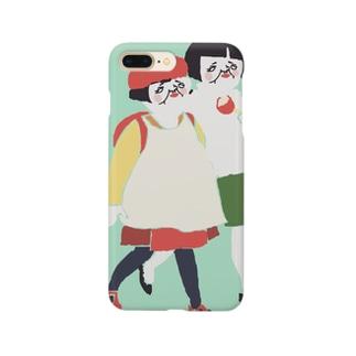 ウキウキ姉妹 Smartphone cases