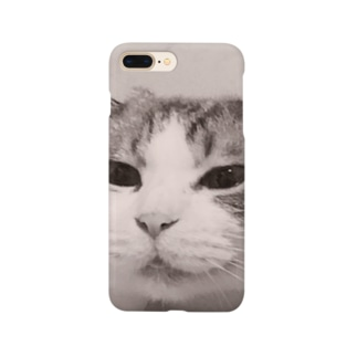 Sneezing cat Smartphone cases
