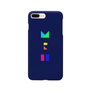 MRT summer(縦) Smartphone cases