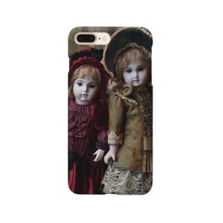 2016秋ブリュジュン&テートジュモー Smartphone cases