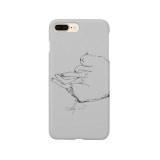 tabby cat  スマホケース Smartphone cases