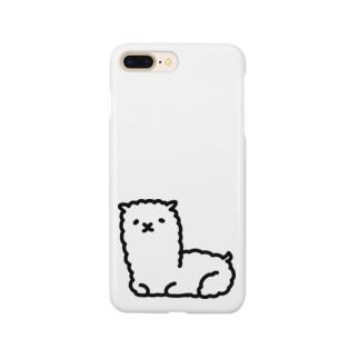 あるぱか Smartphone cases