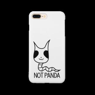 フロシキのパンダじゃないです Smartphone cases