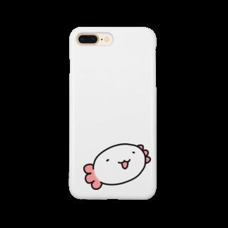 フロシキのルーパーウーパー Smartphone cases