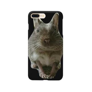 ぶらっく Smartphone cases