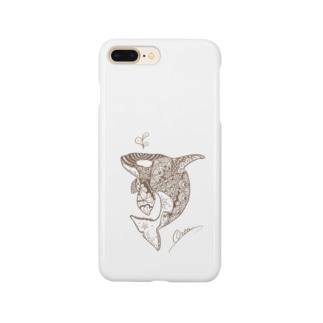 シャチ Orca Smartphone Case