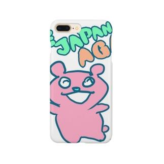 新しいキャラ Smartphone cases