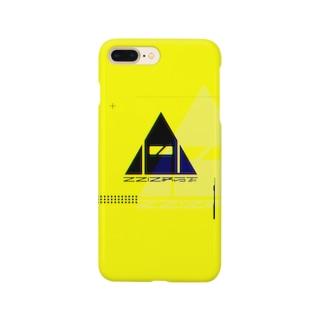 心ここにあらず Smartphone cases