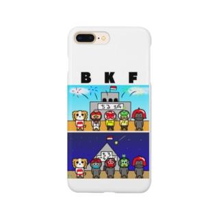 BK ちる王国 スマートフォンケース