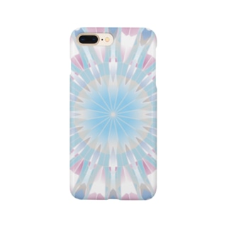 Circle Art Smartphone cases