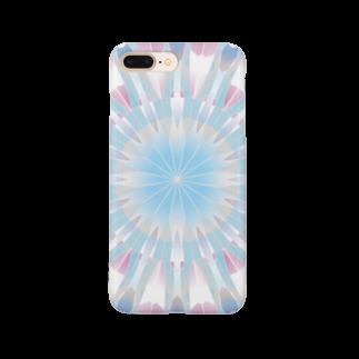 緋野屋のCircle Art Smartphone cases