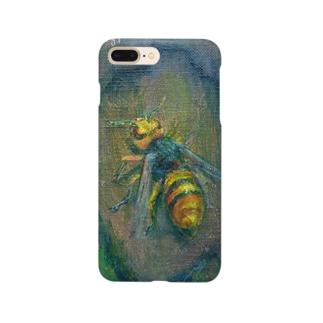 ムラナギ/スズメバチ Smartphone cases