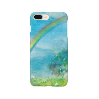 ムラナギ/Over the Rainbow Smartphone cases