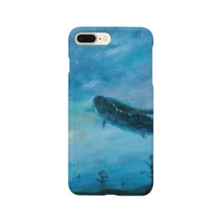 ムラナギ/ジキムの見える夜 Smartphone cases