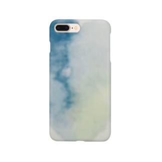 あおのハート Smartphone cases