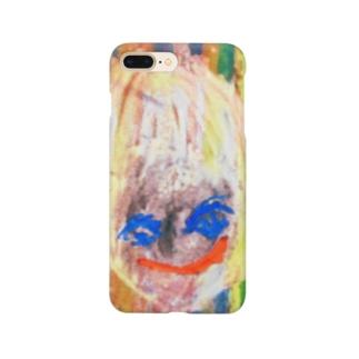 おんなのこ いち Smartphone cases