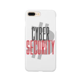 BTC CYBER SECURITY スマートフォンケース