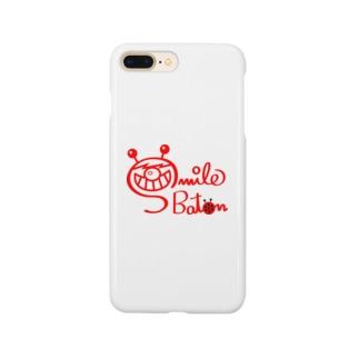 インクリー(赤) Smartphone cases