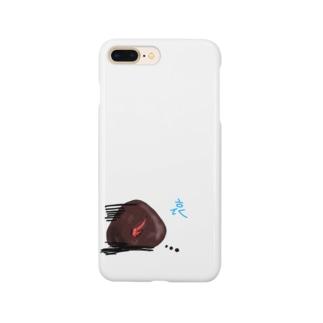 しょんぼり Smartphone cases