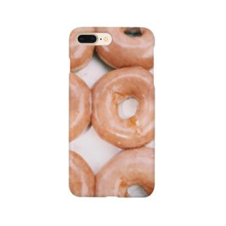 donuts plz Smartphone cases