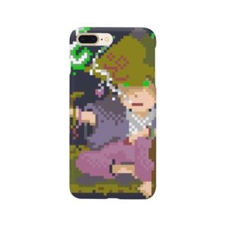 私立呪術屋さん Smartphone cases