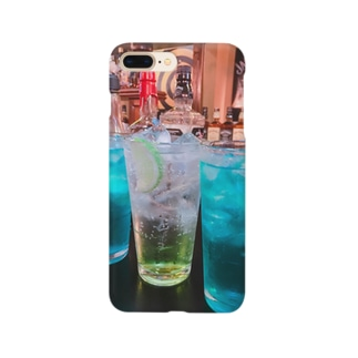 カクテル Smartphone cases