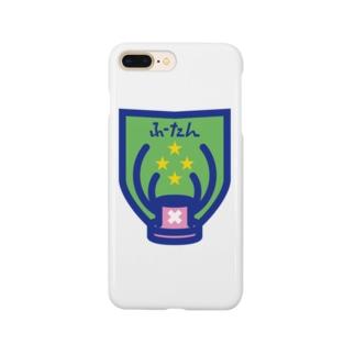 パ紋No.3013 ふーたん Smartphone cases